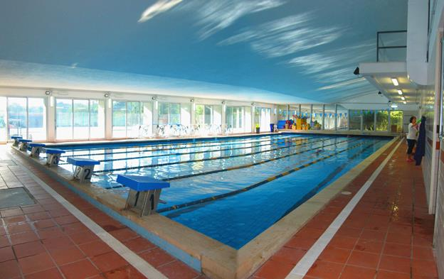 Sama Sporting | La piscina